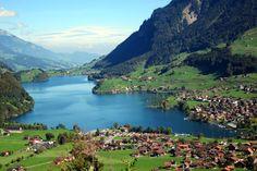 Brienzersee near Interlaken, Switzerland