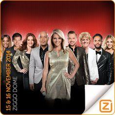 Musicals in concert   15 & 16 november 2014   Ziggo Dome, Amsterdam