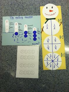 Got this from here and added my own spice :-) love it! 3rd grade fractions