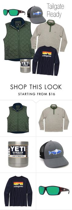 7a2de40b6b5 Fall Fashion for Tailgate! by palmettomoon on Polyvore featuring Patagonia