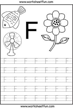 letter f worksheets | h3dwallpapers - High Definition Free Wallpapers - Backgrounds