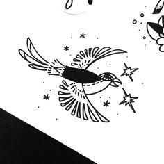새해를 알리는 새 . . 12월~1월 이벤트 가격으로 작업합니다 :) #tattoo #라인타투 #타투 #도안 #타투도안 #라인타투 #linetattoo #blackwork #linework #올드스쿨 #올드스쿨타투 #designtattoo #마지타투 #블랙타투 #타투이스트 #tattooist #tattooer #oldschool #oldschooltattoo #tattoos #minitattoo #미니타투#blacktattoo #tattooart #tattooflash #타투이스트마지 #tattooistmarge #margetattoo #blacktattooart