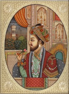 mughal empire paintings - Google Search