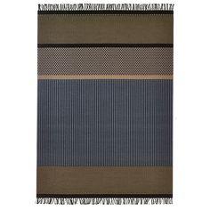 Woodnotes San Francisco carpet, dark blue - nutria