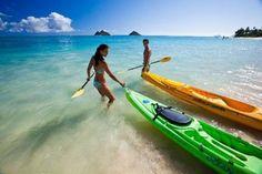 summer full of kayaking!