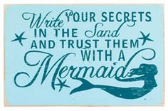 Trust A Mermaid