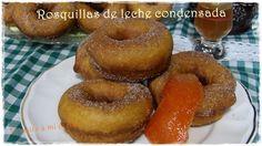 Te invito a mi cocina: Rosquillas de leche condensada http://sarividarural.blogspot.com.es/2017/02/rosquillas-de-leche-condensada.html