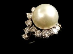 This ring has a beautiful presence and fits comfortably on the finger..