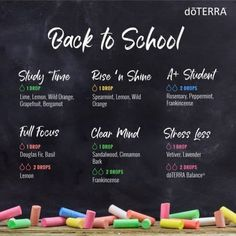 Back to school essential oil diffuser blends using doTERRA essential oils. : Back to school essential oil diffuser blends using doTERRA essential oils. Essential Oils For Kids, Essential Oil Uses, Mango Salsa, Helichrysum Essential Oil, Back To School Essentials, Essential Oil Diffuser Blends, Doterra Diffuser, Oils For Diffuser, Diffuser