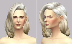 Rusty Nail: Long wavy clasic edit V3 for her  - Sims 4 Hairs - http://sims4hairs.com/rusty-nail-long-wavy-clasic-edit-v3-for-her-2/