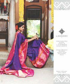 Lakshmi – Uppada Benaras and Kanjeevarams by Vani Polavaram - See more at: http://www.minmit.com/index.php/2014/lakshmi-uppada-benaras-and-kanjeevarams-by-vani-polavaram#sthash.zsulBfMy.dpuf