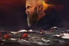 Wrath of the northmen by Ssarawolf.deviantart.com on @DeviantArt