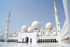 Abu Dhabi #dzendrus #abudhabi #abuzabi #meczet #travel #traveling #travelblog #travelblogger #podróże
