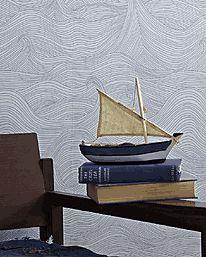 Seascape Summer från Abigail Edwards Interiors, Display, Rugs, Wallpaper, Summer, Home Decor, Floor Space, Farmhouse Rugs, Summer Time