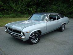 1969 Nova SS 396
