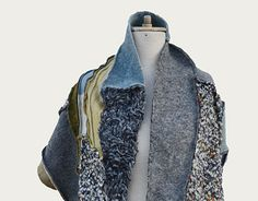"""Check out new work on my @Behance portfolio: """"Unique shawls"""" http://be.net/gallery/58951297/Unique-shawls"""