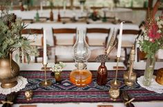 beautiful wedding details. Bohemian Barn Wedding: Grace + Andrew. @Love Is A Big Deal http://www.loveisabigdeal.com/