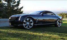 Cadillac Elmiraj concept wows in Pebble Beach
