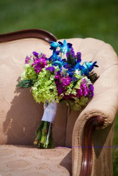 Williams Way: Peacock Wedding Theme - DIY