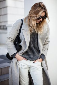 Grey coat - Lucea Row