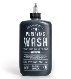 The Purifying Wash by Brothers Artisan Oil on Scoutmob