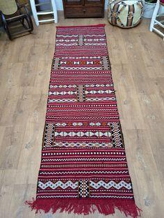 2x8 oriental hallway runner area rug wool handmade berber flat woven morocco berber of berber zemmour kilim
