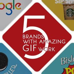 These 5 Brands Are Doing An Amazing Job With GIFs