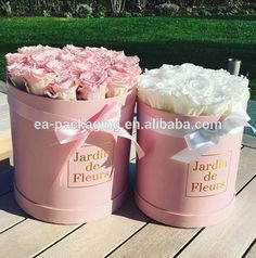 Custom Made Luxury Round Hat Box For Flowers/flowers Packing Round Box/round Flower Box - Buy Luxury Round Hat Box For Flowers,Round Flower Box,Hat Box For Flowers Product on Alibaba.com