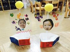 교통기관우유곽 배 만들기 우유곽을 이용하여 배만들기를 하고 직접 물에 띄어보는 시간을 가질 거에요. 일... Art For Kids, Crafts For Kids, Diy Crafts, Ocean Themes, Art Programs, Fun Games, Sunday School, Open House, Paper Art