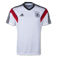 Germany 2014 Training Jersey (White) XL