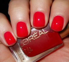 Imperfectly Painted: LOreal Jolly Lolly
