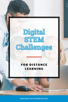 STEM goes digital with these fun and engaging design challenges. We all want our students to master technology tools and use them to create original works. Digital STEM challenges are designed to allow students to explore digital tools while creating something using the steps of the engineering design process. Perfect for distance learning or homeschool! Technology Lessons, Engineering Technology, Technology Tools, Educational Technology, Computer Lab Classroom, Science Classroom, Curriculum, Homeschool, Engineering Design Process