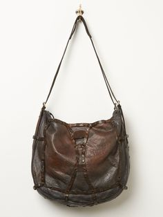Free People Leather Harness Hobo at Free People Clothing Boutique
