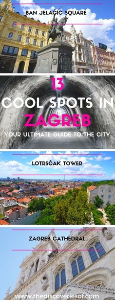 Zagreb is Croatia's city of cool. Check out our guide to the best things to do in Zagreb covering food, architecture, art, nightlife and more. Comes with a map too. Read more.