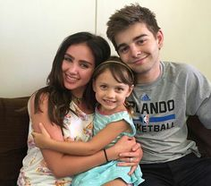 Maya Le Clark and people from the Thundermans!