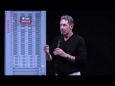 Larry Ellison Introduces Oracle Database In-Memory - YouTube