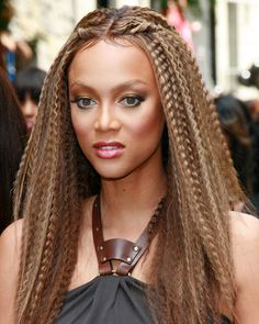 crimped hair - Google Search