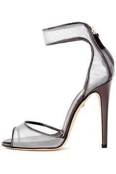 DIANE VON FURSTENBERG  2013❤ღ ℒℴvℯly. Shoes. Heels.  Like, Repin, Share, Follow! Thanks :)