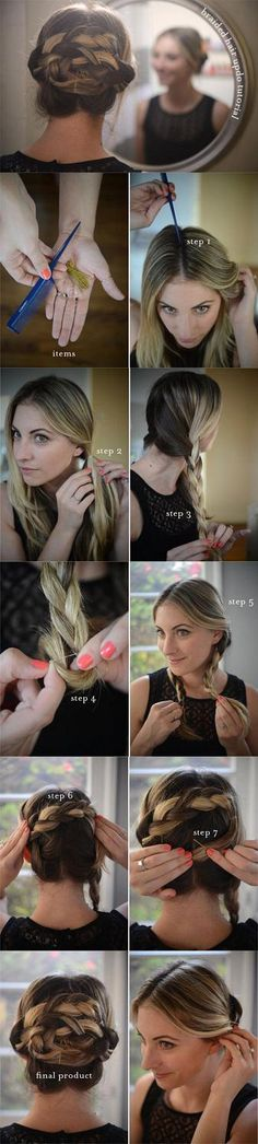 DIY! Your Step-by-Step for the Best Cute Hairstyles - Fashion Diva Design