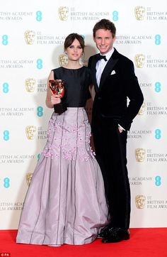 Feel inspired by Felicity's gorgeous Dior gown #DailyMail