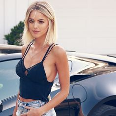 Kaitlynn Carter in Nines Brand #foraycollective