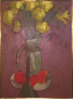 Pinturas de Carlos Scliar! | Artes & Humor de Mulher