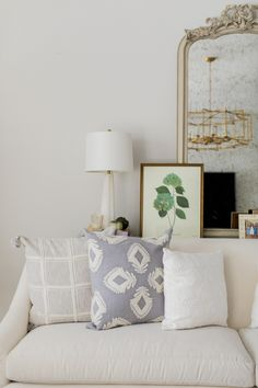 Interiors, Styling Ideas and Holiday Decor from The Fashionable Hostess Fashionable Hostess, Family Events, Elegant Homes, Autumn Theme, Couch Pillows, Floating Nightstand, Luxury Bedding, Family Room, Friends Family