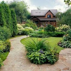 The Basic Principles Of Landscape Design Plants, Beautiful Gardens, Landscape Plans, Backyard Landscaping, Landscape Design, Outdoor Gardens, Garden Planning, Garden Design, Garden