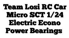 Team Losi RC Car Micro SCT 1/24 Electric Econo Power Bearings - http://techstronics.com/reviews/hobbies/rc-cars/losi/team-losi-rc-car-micro-sct-124-electric-econo-power-bearings/  - #Losi