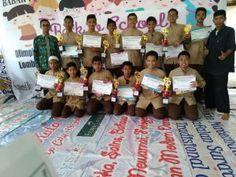 Santri SMP YAPI Borong Piala Lomba AJANG PRESTASI ANAK BANGSA Se JAWA BALI