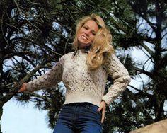 Aran Cabled Lace Pullover Sweater Retro PDF por MomentsInTwine