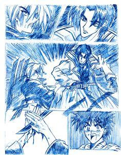 FAN ART: Dibujo de GTO [Con chaqueta] por CRS | CRS: Mis Dibujos de Anime Manga