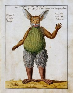 """Beelzebub,"" by Unknown (c1775)"