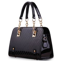 High end women shoulder bag